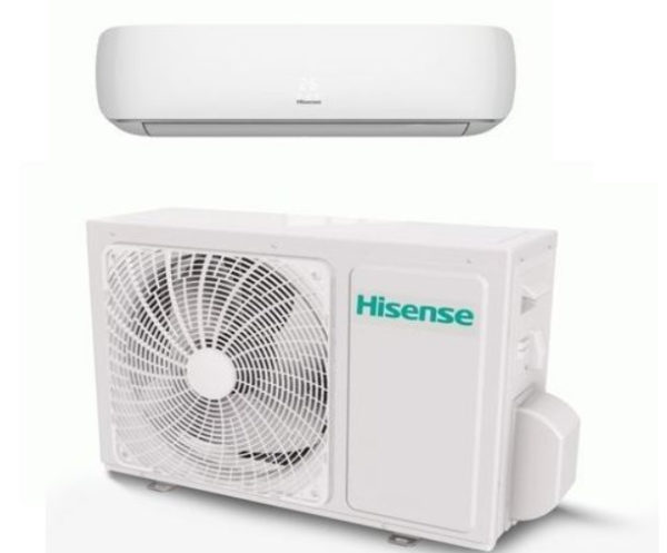 Hisense Slit Copper Air Conditioner SPL 1.5HP